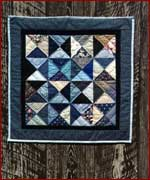 Charm Quilt Pattern